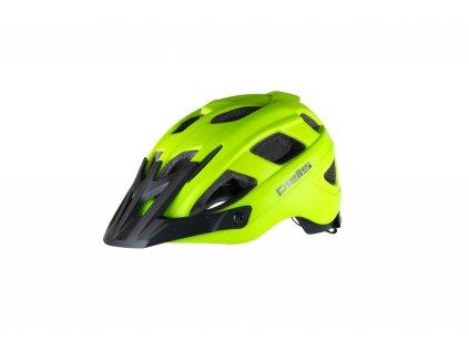 Dětská helma PELLS Wasp Green/Black