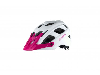 Dětská helma PELLS Wasp White/Pink