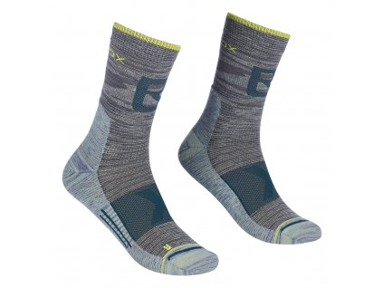 Ponožky Ortovox Alpinist Pro Compression Mid Socks