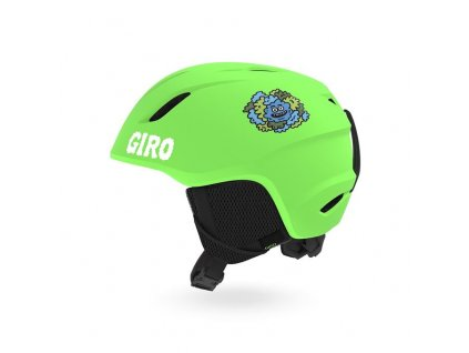 GIRO Launch Mat Bright Green/Lilnugs