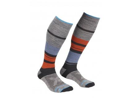 Ponožky Ortovox All Mountain Long Socks Warm
