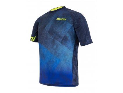 MTB Dres Tee Rock Nautica Blue