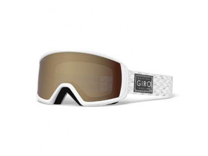 GIRO Gaze White/Silver Shimmer AR40