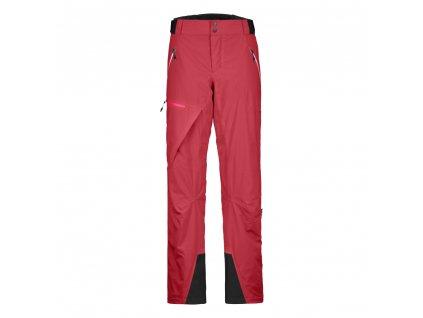 Kalhoty Ortovox W's Black Andermatt Pants