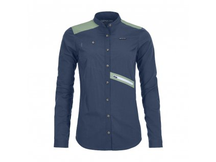 OUTLET - Košile Ortovox W's Merino Ashby Shirt LS