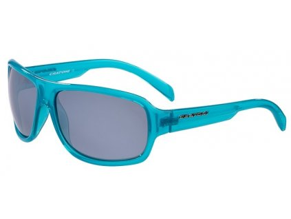 Cratoni C-ICE - translucent turquoise blue