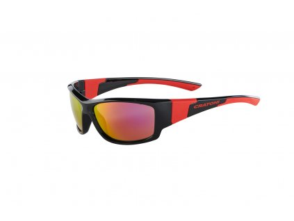 Cratoni C-Spin black-red glossy