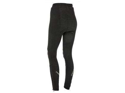 Kalhoty PELLS Black NoWind Lady bez výstelky