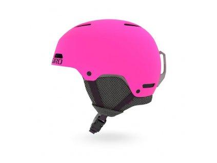 GIRO Crue Mat Bright Pink M