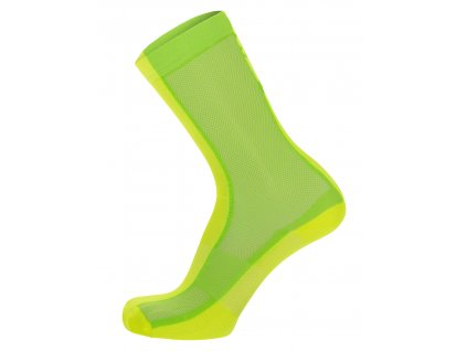 Puro Ponožky Flashy Green