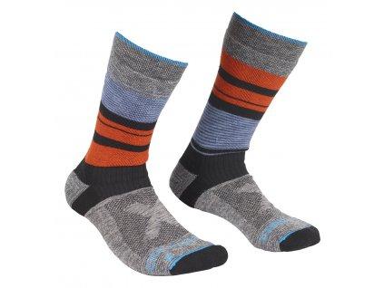 Ponožky Ortovox All Mountain Mid Socks Warm