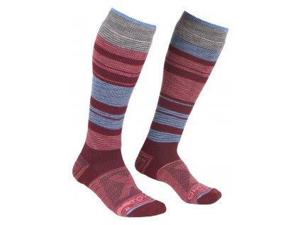 Ponožky Ortovox W's All Mountain Long Socks Warm