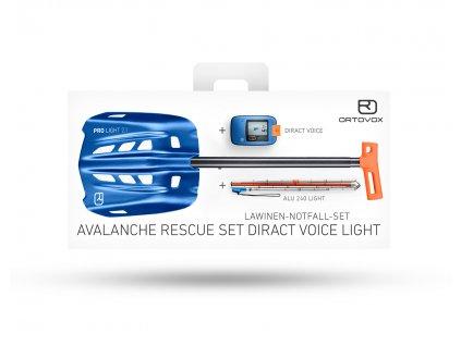 Set Ortovox Rescue Set Diract Voice Light