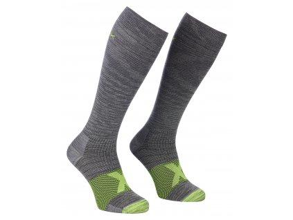 Ponožky Ortovox Tour Compression Long Socks