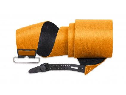 Pásy Kohla Alpinist 100% Mohair 130mm 156-162cmElastic K-Clip