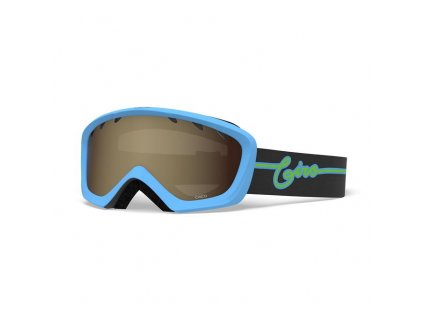 GIRO Chico Blue Neon Lights AR40