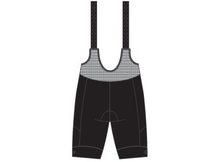 Lapierre Men's Ultimate Black Bibshort