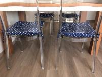 Podsedáky na židle do kuchyně