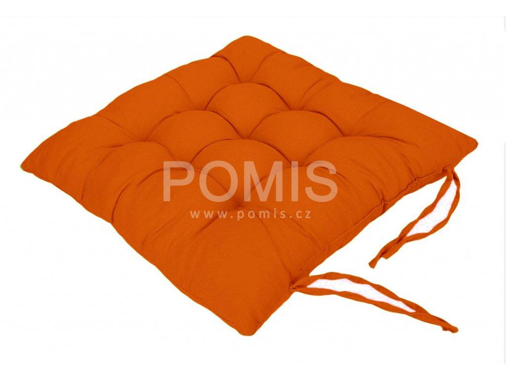 POMIS Voděodolný podsedák Oranžový