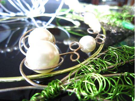 Stojánky na šperky a ostatní šperky