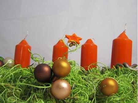 Dekorace zimní a vánoční