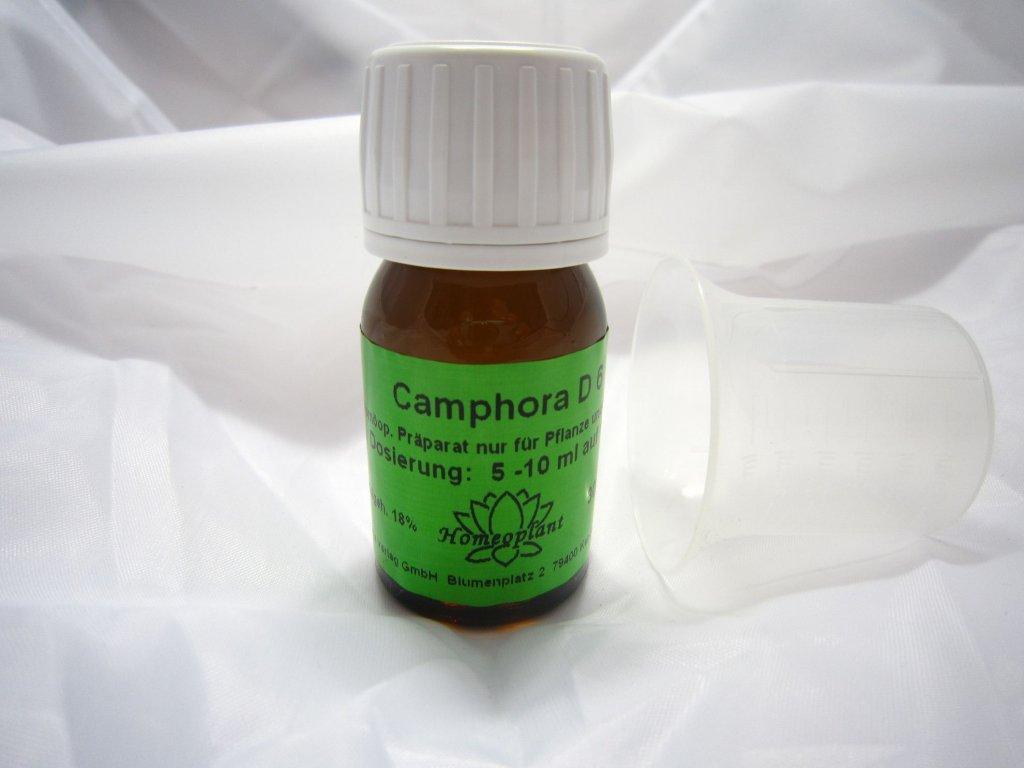 0003734 camphora bromata d6 homeoplant 30 ml