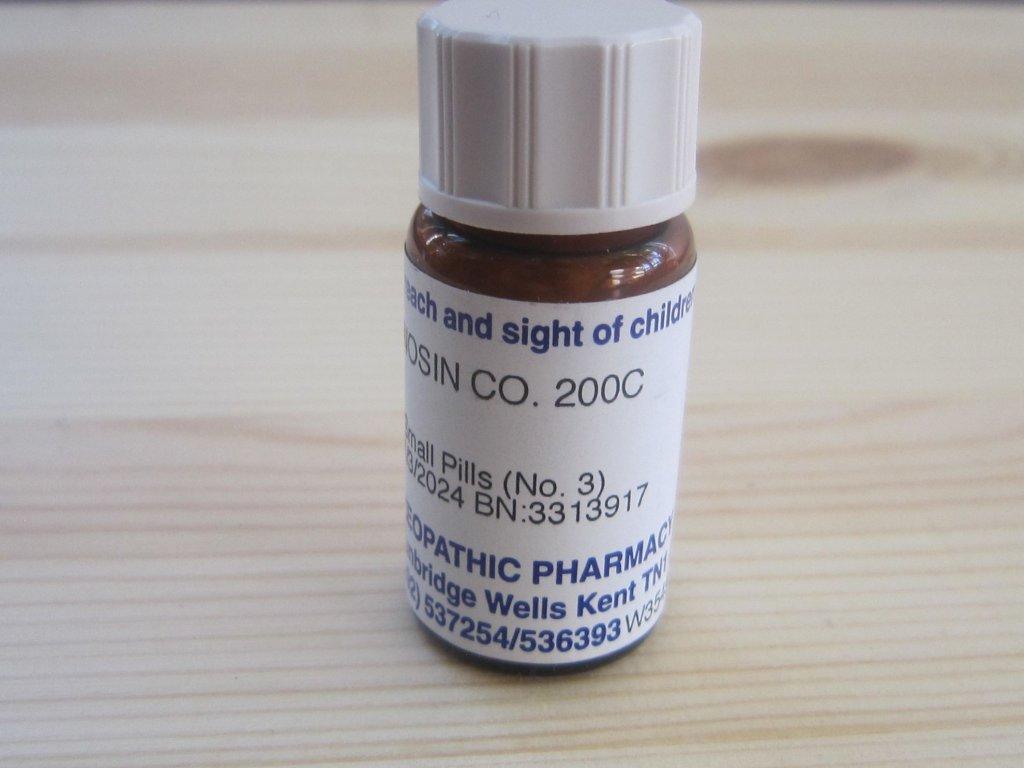 0012097 carcinosin 200 4 g