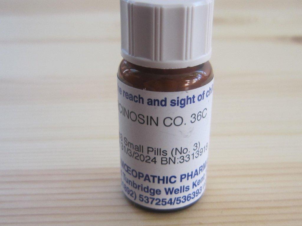 0012065 carcinosin 36 c 4g
