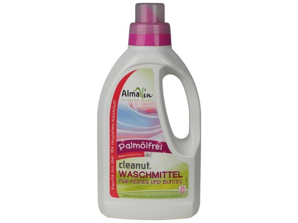 0009027 cleanut tekute mydlo na pradlo orechove 750 ml