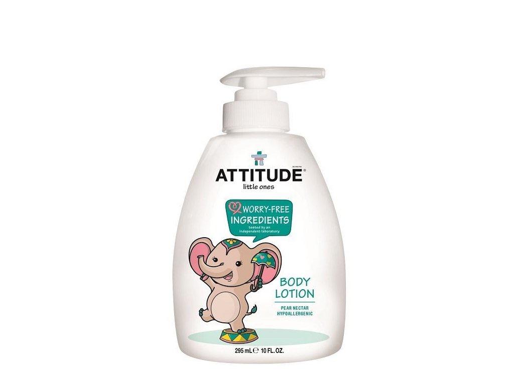 0005713 detske telove mleko attitude 300 ml s vuni hruskove stavy