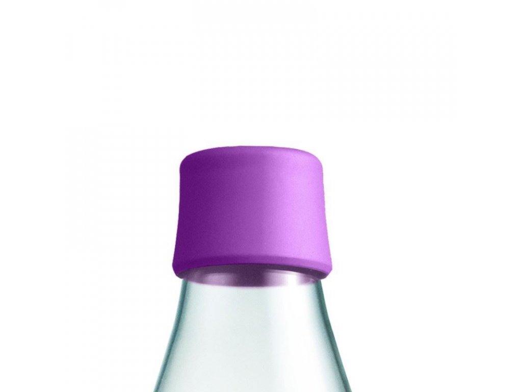 0007655 uzaver na lahev retap fialovy