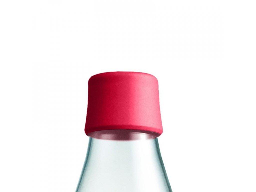 0007633 uzaver na lahev retap malinovy