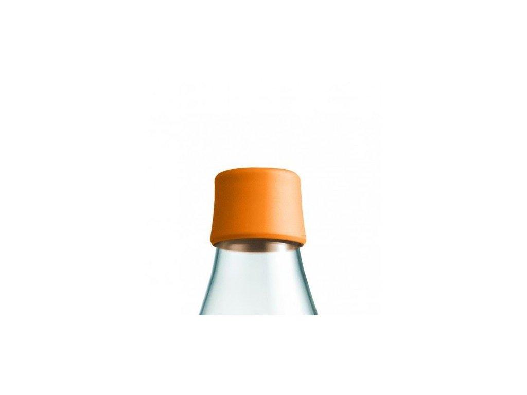 0007661 uzaver na lahev retap oranzovy