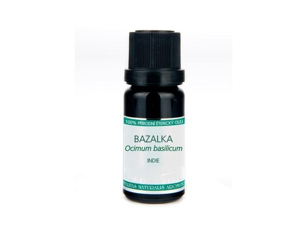 0009373 etericky olej bazalka 10 ml