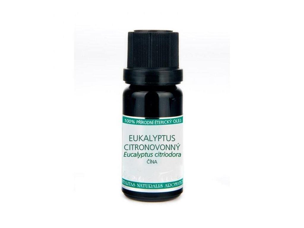 0002749 etericky olej eukalyptus citronovonny 10 ml