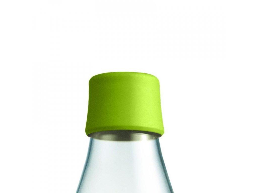 0007639 uzaver na lahev retap svetle zeleny