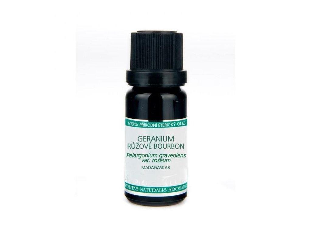 0009376 etericky olej geranium ruzove bourbon 10 ml