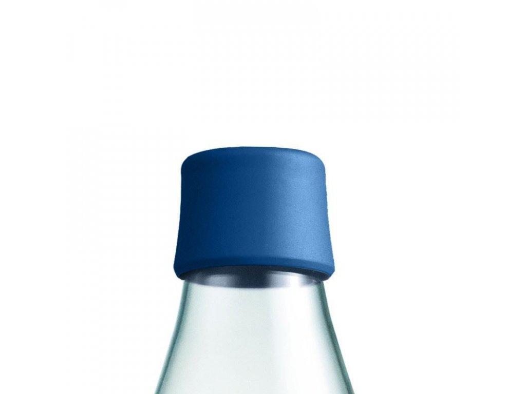 0007665 uzaver na lahev retap tmave modry