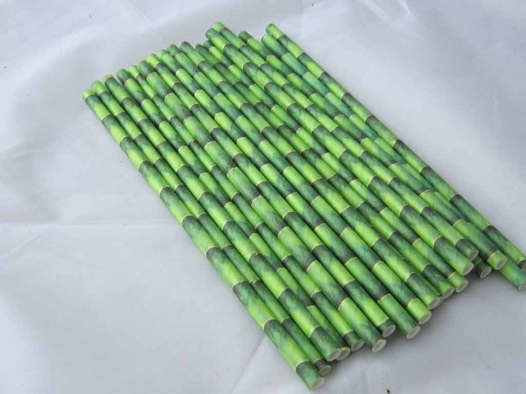 0005236 papirova brcka bambus 24 ks