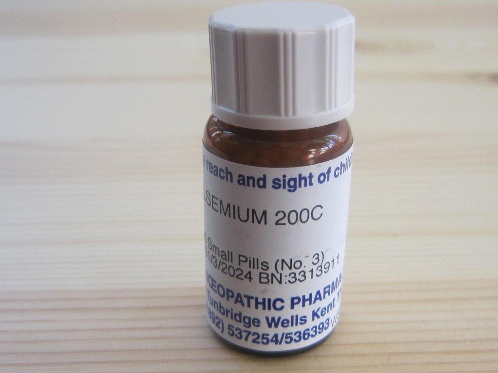 0012080 gelsemium 200c 4g