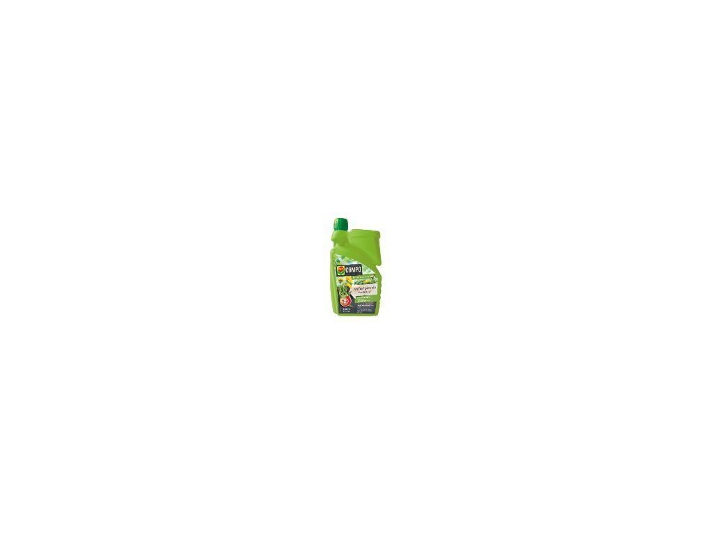 0009824 herbistop nicitel plevele compo koncentrat 500 ml