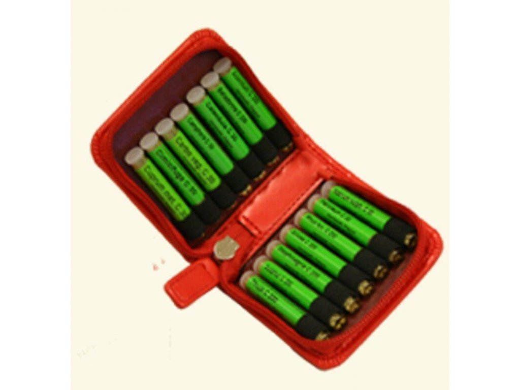 0011644 homeopaticka lekarnicka ruze sada 14 druhu