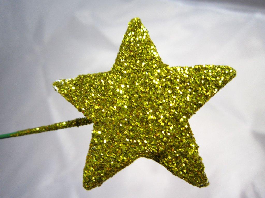 0004065 hvezdicka zapich zlata