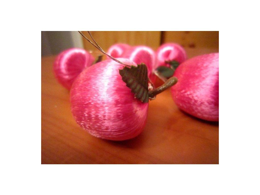 0002344 jablko nitene stredni ruzove 6 ks