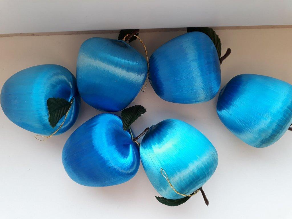 0007780 jablko nitene velke modre 6 ks