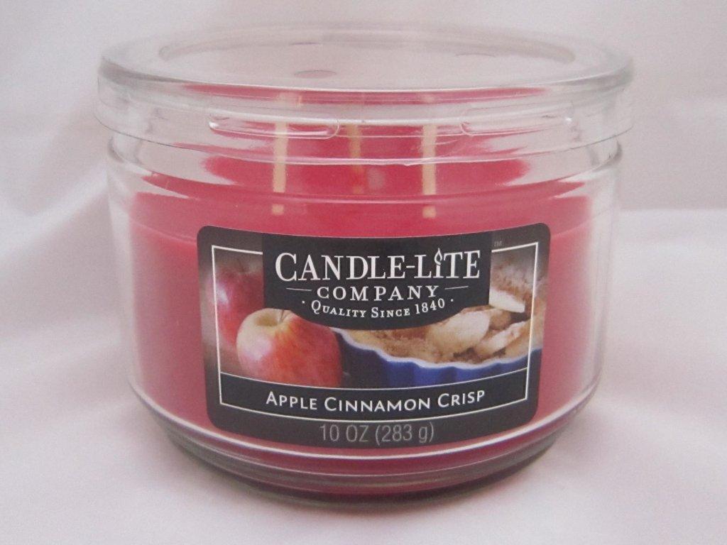 0007125 jablko se skorici kouzelna vonna svicka 283 g