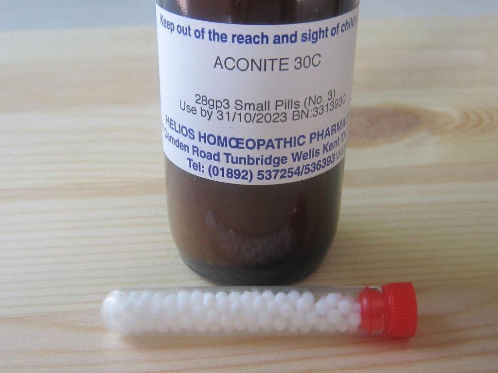 0011843 aconite 30