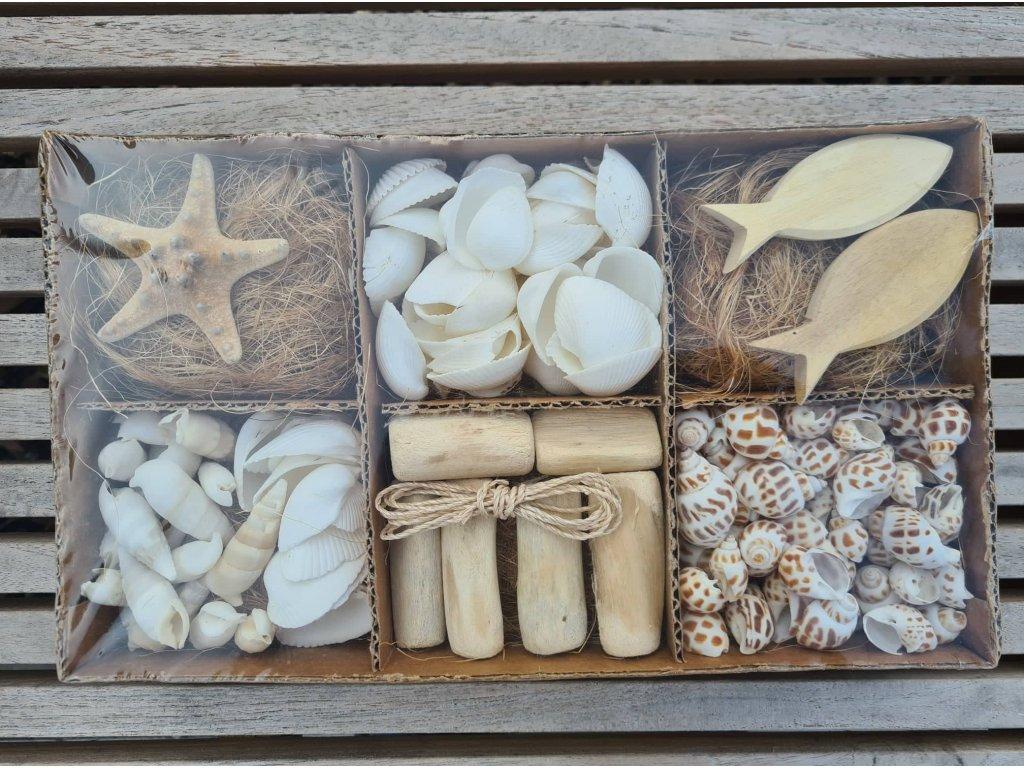 0011222 musle shell mix mini 1160 g