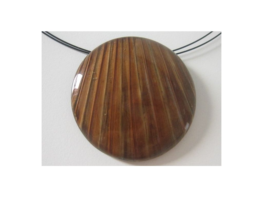 0002893 nahrdelnik palm leaf hnedy