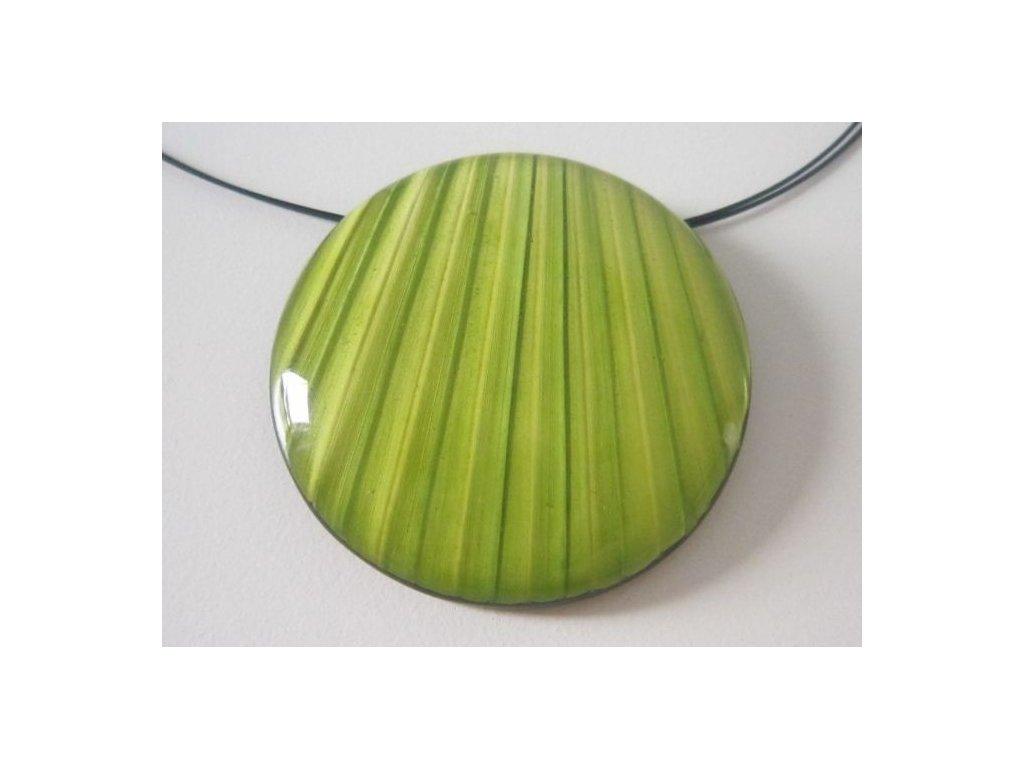 0002895 nahrdelnik palm leaf zeleny